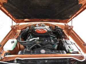 Family Muscle Car: 1969 Dodge Coronet 500