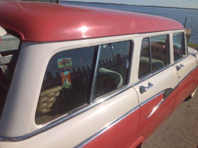1956 Ford Country Sedan 8