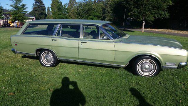 1969 Mercury Montego 4