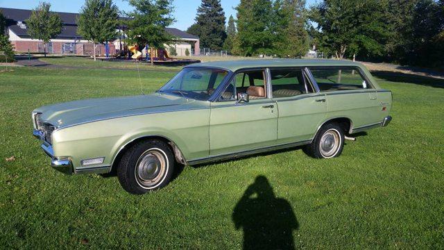 1969 Mercury Montego 2