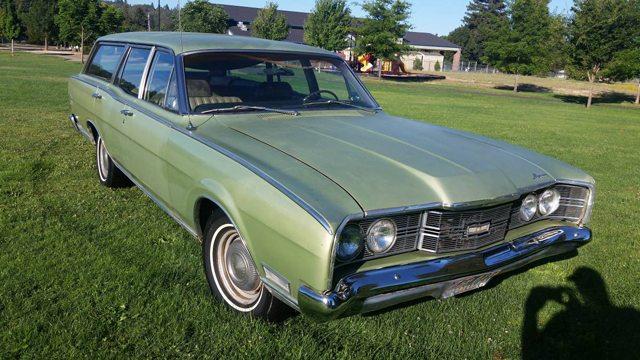 1969 Mercury Montego 1