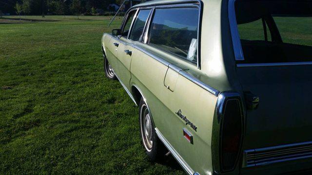 1969 Mercury Montego 5