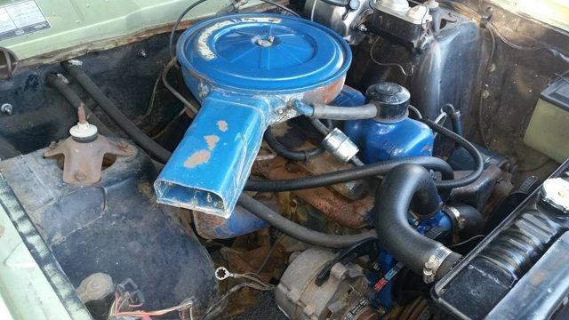 1969 Mercury Montego 8