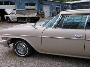 Hardtop Heaven: 1962 Chrysler Newport