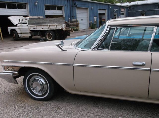 1962 Chrysler Newport station wagon