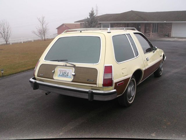 1977 AMC Pacer station wagon