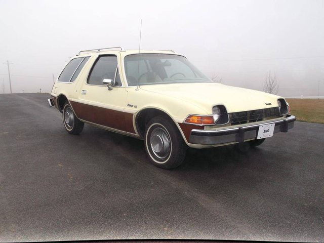 1977 AMC Pacer station wagon 2