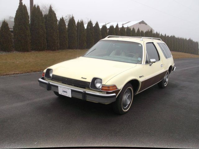 1977 AMC Pacer station wagon 3