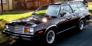 Sporty Pony: 1979 Ford Pinto