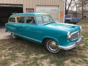 Nash+Hudson=AMC: 1955 Hudson Rambler Cross Country