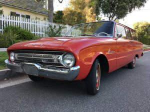 Just Drive It: 1961 Ford Falcon