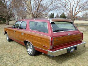 Red and Loaded: 1978 AMC Matador