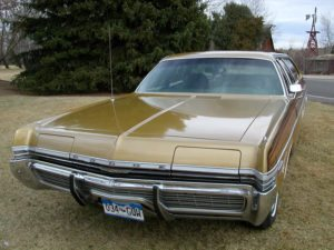 Big Bad Mopar: 1972 Dodge Monaco