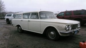 4,052 Miles: 1962 Rambler Classic