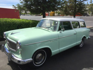Simply Stated: 1960 Rambler Super American