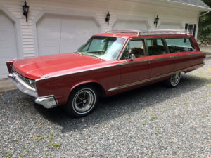 Room with a View: 1966 Chrysler Newport Town & Country