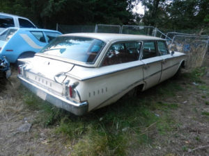 48 Year Storage: 1960 Edsel Villager