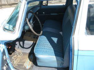 Nice Driver: 1961 Studebaker Lark