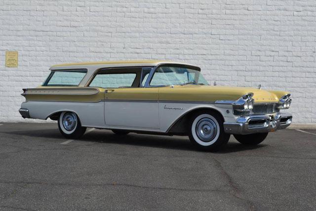 1957 Mercury Voyager