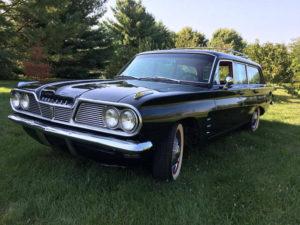 Half a V8: 1962 Pontiac Tempest Safari