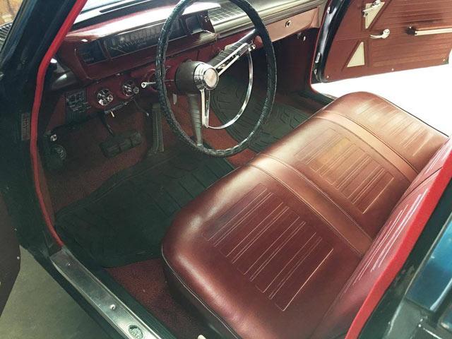 1961 Pontiac Tempest Staion Wagon 5