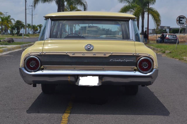 1964 Ford Country Squire 1