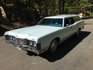 Bumper Stickers Included: 1971 Mercury Monterey