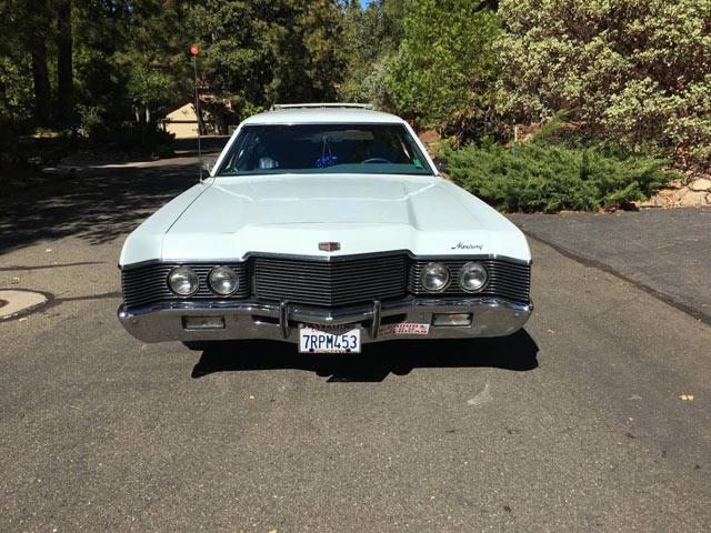 1971 Mercury Monterey station wagon 1