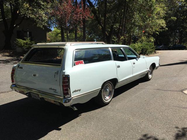 1971 Mercury Monterey station wagon 2