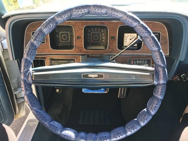 1971 Mercury Monterey station wagon 7