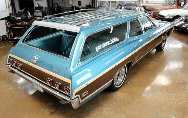 1968 Caprice station wagon 1
