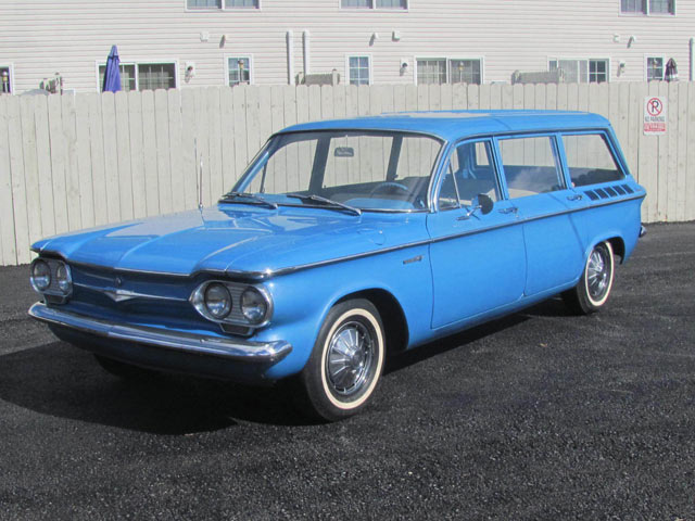 1961 Corvair Lakewood