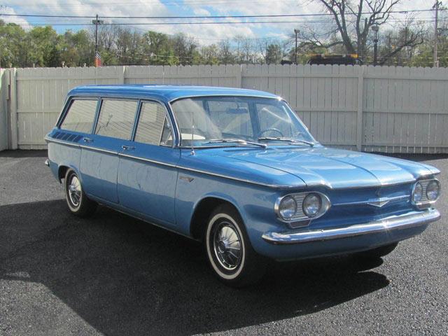 1961 Corvair Lakewood 2