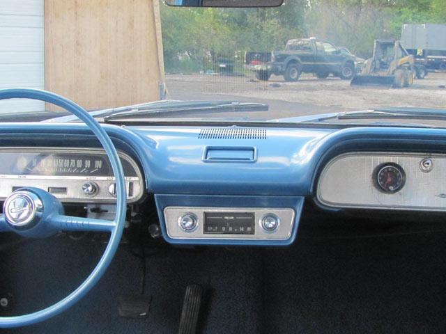 1961 Corvair Lakewood 7