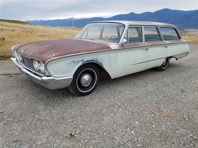 1960 Ford Country Sedan 1