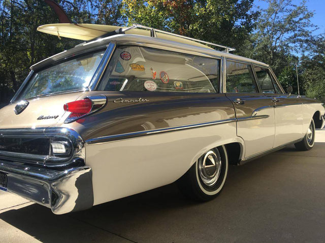 1962 Mercury Monterey Station Wagon 3