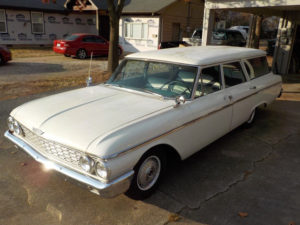 EZ Project?: 1962 Ford Ranch Wagon