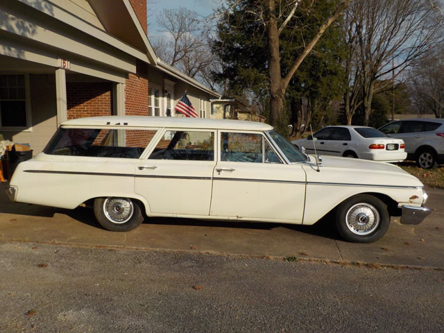 1962 Ranch Wagon 1