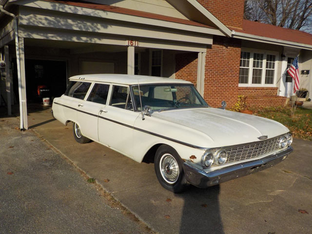1962 Ranch Wagon 2