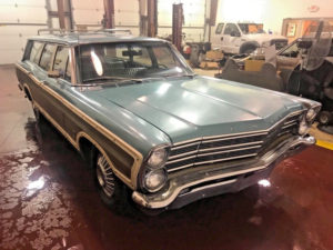 Joe and Ethel's Wagon: 1967 Ford Country Squire