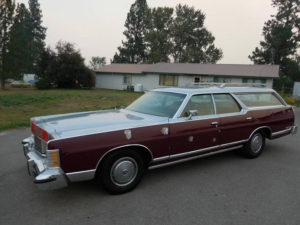 Grizzly Pride: 1978 Mercury Grand Marquis