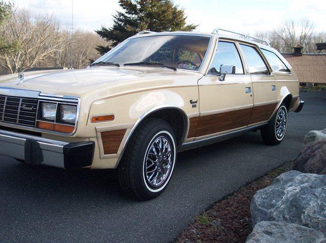1981 AMC Concord | Station Wagon Finder